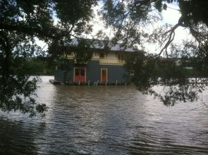 Reconnecting the neighborhood to the water is one of the primary reasons the Peter Jay Sharp Boathouse was built.