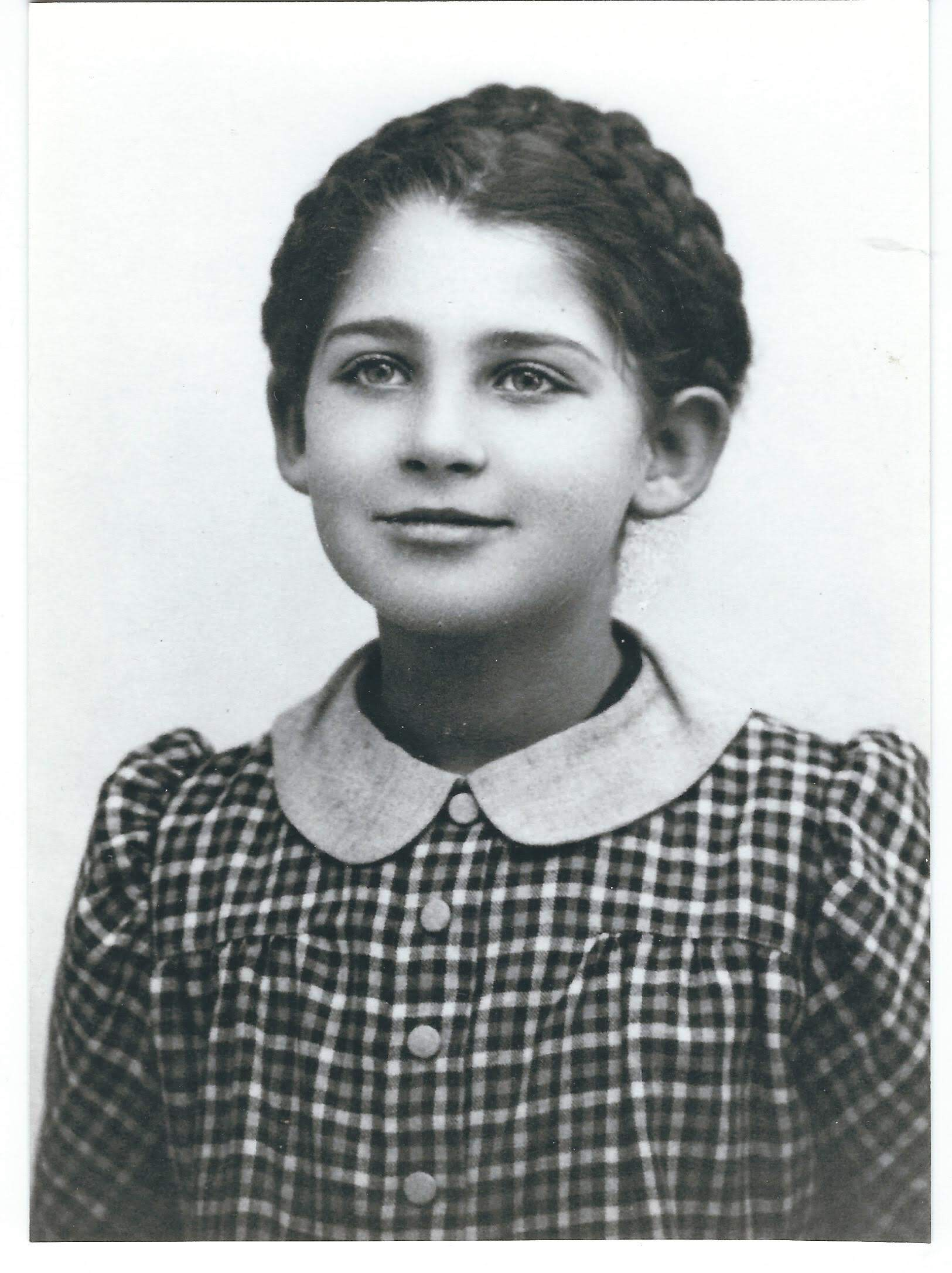My Mother, Margalit Beizer, before the War.