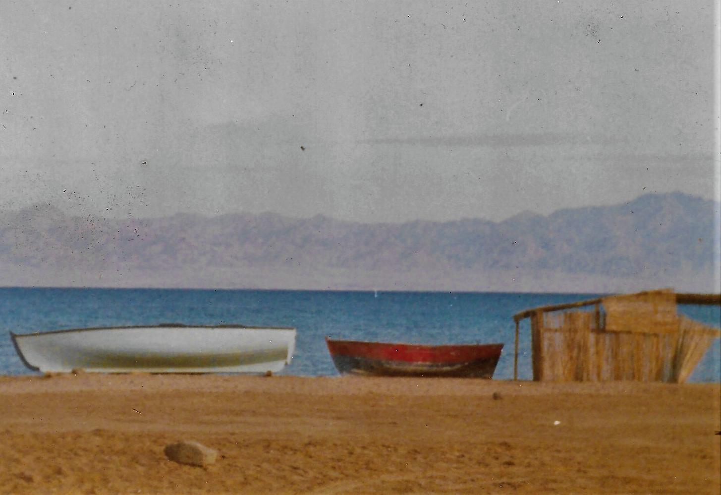 sinai-boats